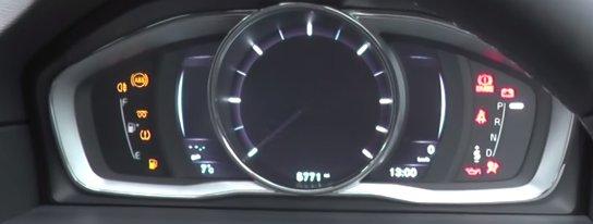 Volvo S80 Mk2 Dash Warning Light Guide