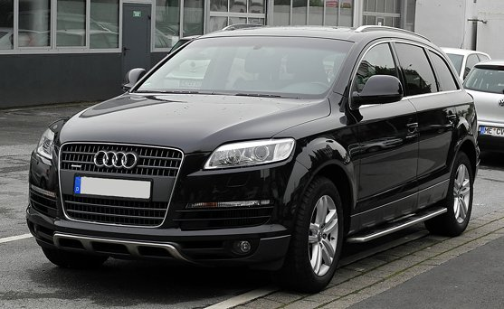 Audi Q7 Car Warning Lights