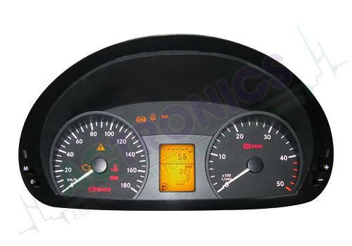 Mercedes VitoViano Mk2 Dash Warning Lights