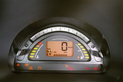 Citroen C3 Mk1 Car Warning Lights
