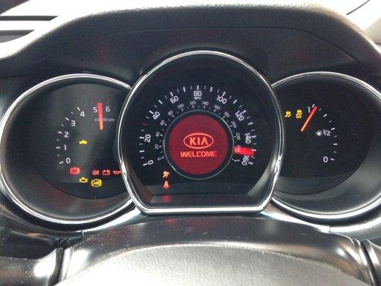Kia Cee'd Mk2 dash warning lights