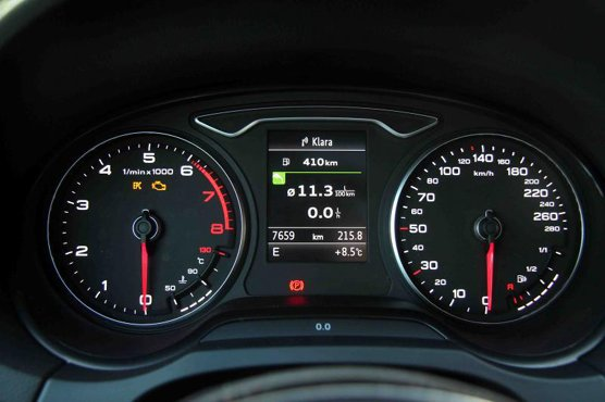 Audi Q3 Car Warning Lights