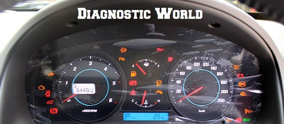 Chevrolet Captiva Dash Warning Lights