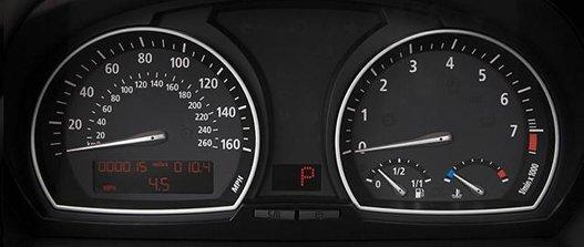Bmw X3 Car Warning Lights