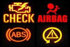 Dashboard lights directory