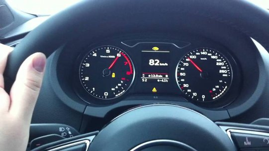 Audi A3 8V Car Warning Lights