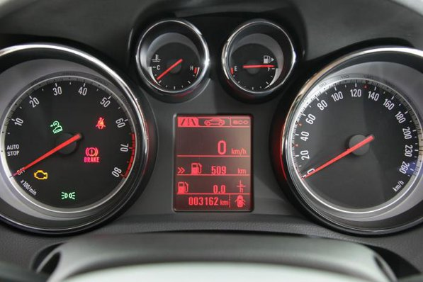 Check Engine Light Flashing >> Mokka dash lights