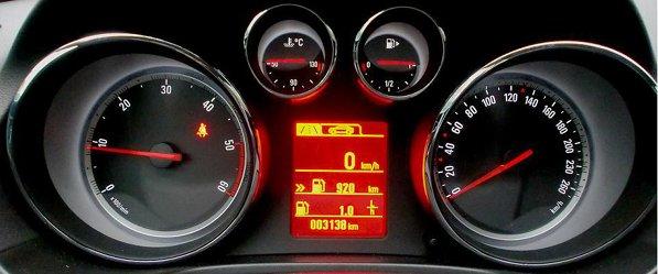 Flashing Check Engine Light >> insignia mk1 dash lights